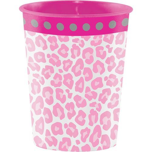 (12/case) Sparkle Spa Party! 16 Oz Plastic Keepsake Cup