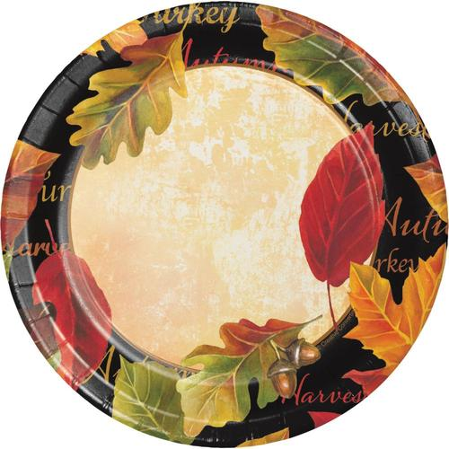 Autumn Expressions Luncheon Plate (96/case)