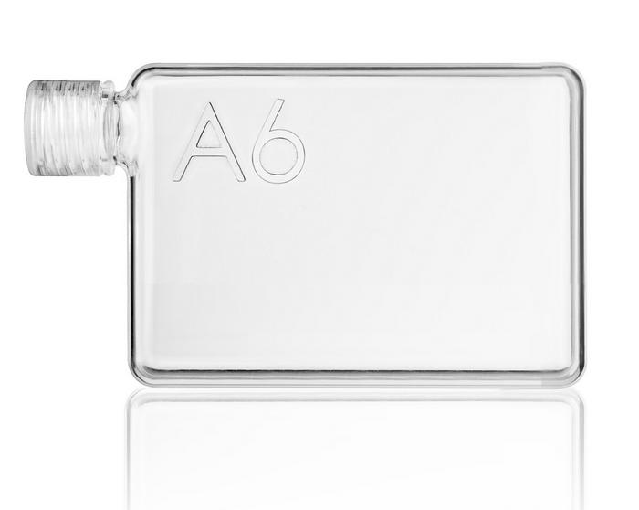 A6 memobottle (375mL)
