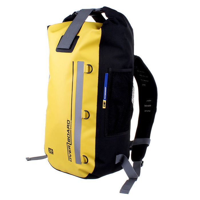 Overboard Classic Waterproof Backpack 20 Litres123123123