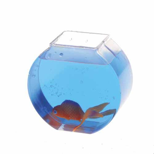 Plastic Fish Bowls (One dozen)