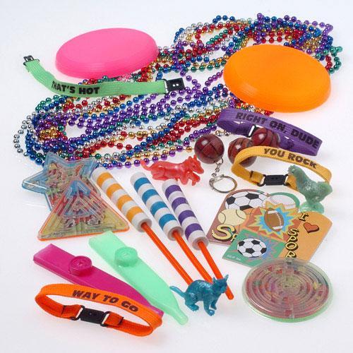 Fish Pond - Grab Bag Assortment - 100 Pieces