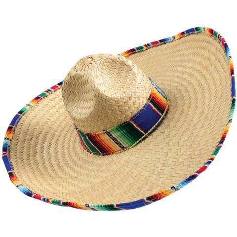 Straw Hats - Mexican Sombrero