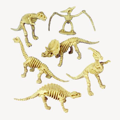 Skeleton Dinos (one dozen)
