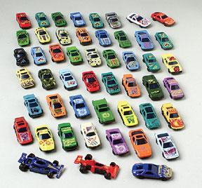 50 Piece Race Car Set (One Set)