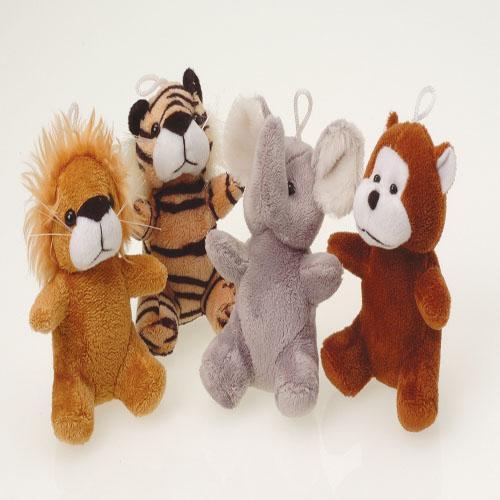 Furry Wild Animals (one dozen)
