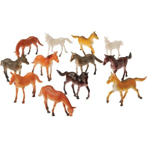 Mini Horses (One Dozen)