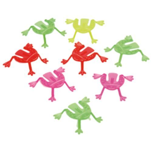 Mini Jumping Frogs (144 pieces)