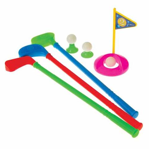 Golf Set - 10 Pieces