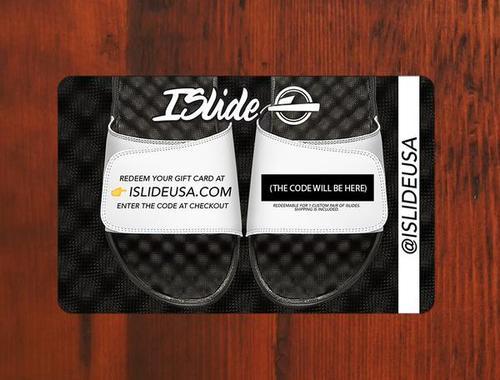 ISlide Gift Card