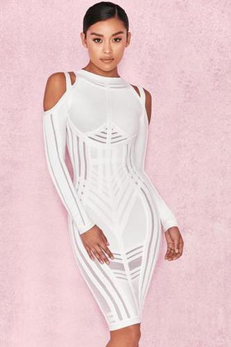 Luzia Bandage Dress