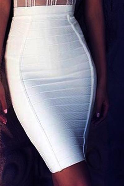Suprise Me Bandage Skirt