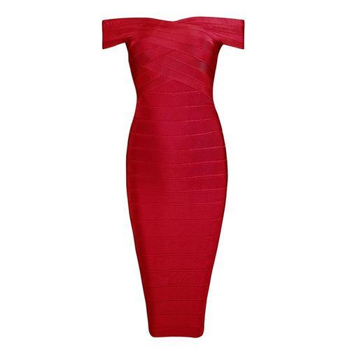 Jonie Bandage Dress
