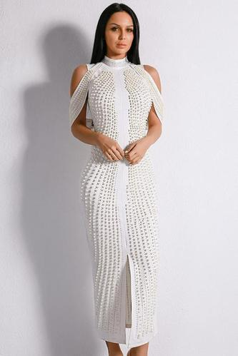 Catalina Beaded Luxury Dress