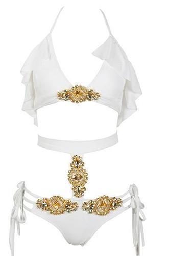 Sea Queen Embellished Bikini
