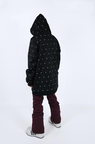 Womens Couture Tech Snowboard Hoodie