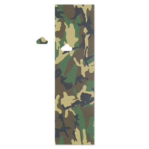 Die Cut Camo Grip Tape