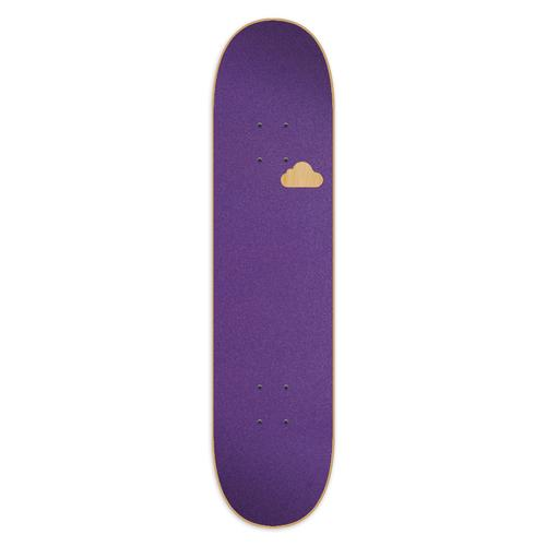 Die Cut Purple Grip Tape