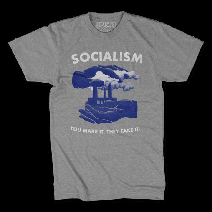 Socialism - Grey