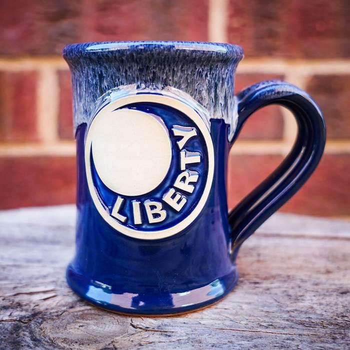 The Moultrie Flag Mug