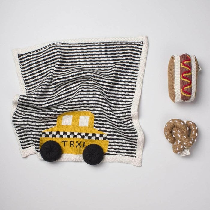 NYC Accessories Baby Gift Set
