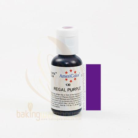 Regal Purple color gel