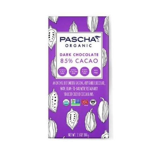 Organic Dark Chocolate 85% Cacao