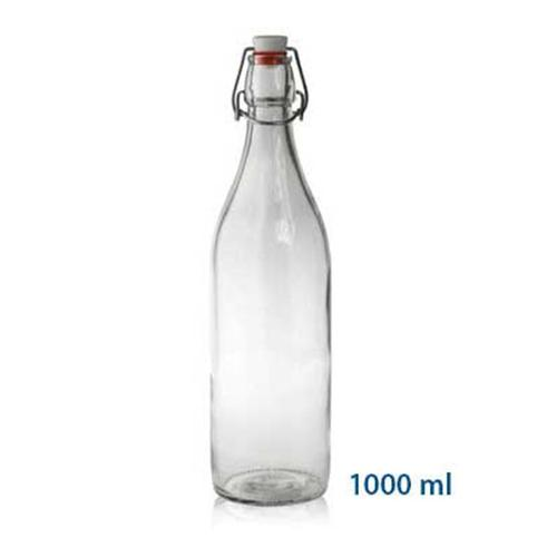 Easy cap glass bottle 500ml