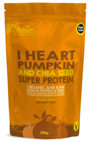 Offer Pack I Heart Pumpkin and Chia Seed Super Protein