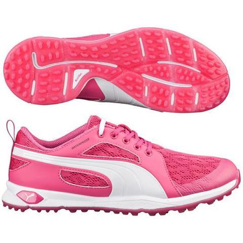 1dcd07d3105acd Puma BioFly Mesh Women s Golf Shoes - Beetroot Purple Puma White