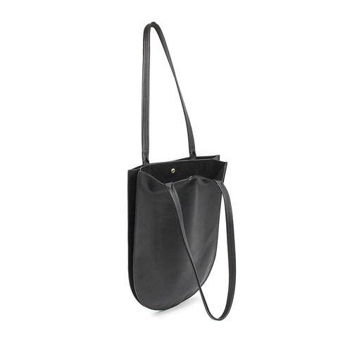 HALF MOON <br/> <i> double sided tote </i>