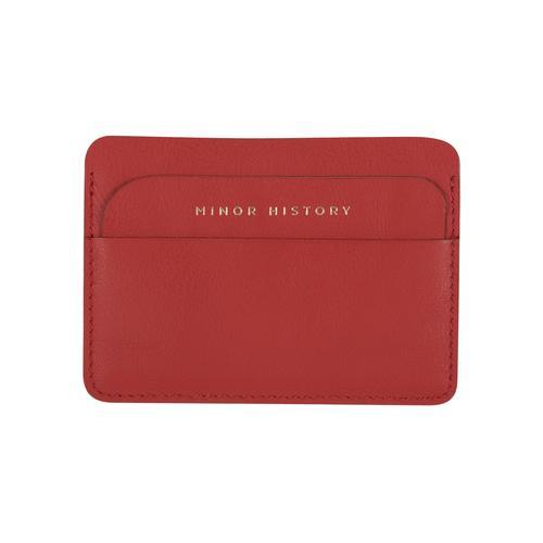 Metro Card Case - Red