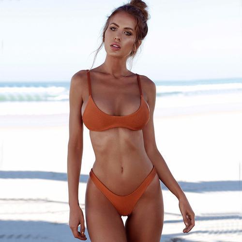 Evania Minimalist Bikini Set