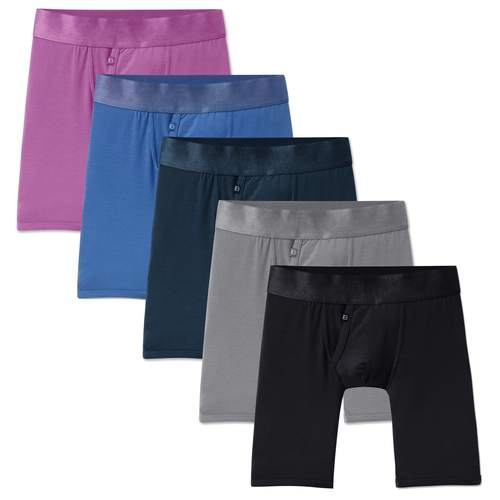 Underwear Mixed Color 5 Pack