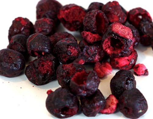 Freeze Dried Fruit Snack Pouch