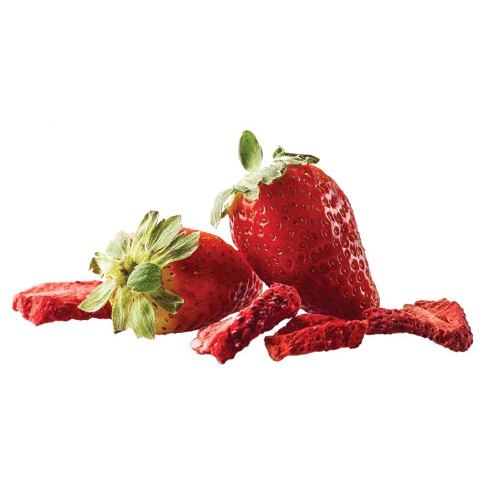 Freeze Dried Organic Strawberry Fruit Box
