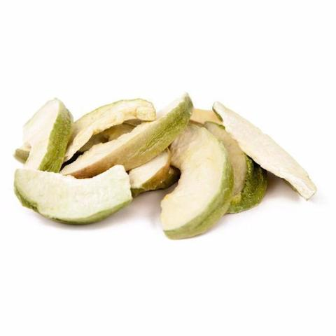 Freeze Dried Organic Apple Snack Pouch