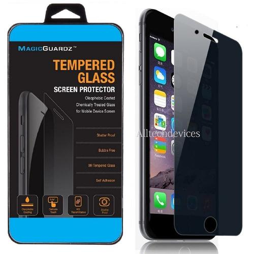 """MagicGuardz Made for Apple 4.7"""" iPhone 7 Privacy Anti-Spy Tempered Glass Screen Protector Shield Retail Box"""