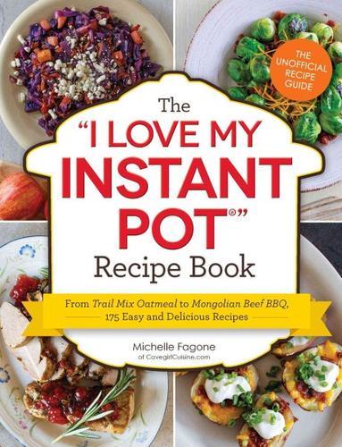 The I Love My Instant Pot Recipe Book Books & Magazines /ip/The-I-Love-My-Instant-Pot-Recipe-Book/55479329 Paperback