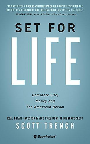 Set for Life: Dominate Life Money and the American Dream.