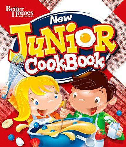 Better Homes and Gardens New Junior Cook Book (Better Cooking)...
