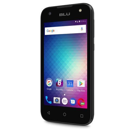 BLU Advance A4 -Unlocked Dual Sim Smartphone -Black Black
