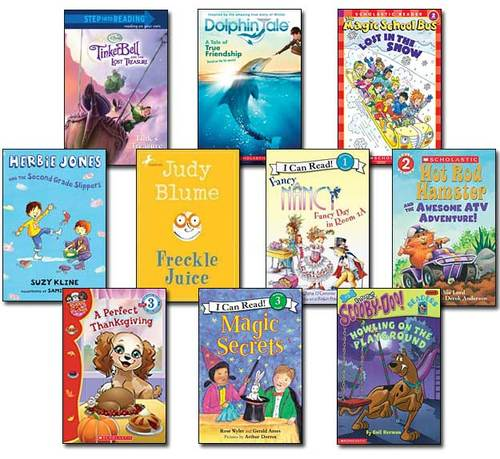 10 Leveled Books at Guided Reading M / DRA 24 (Set #M3)