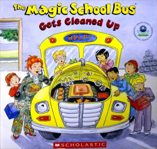 The Magic School Bus Gets Cleaned Up
