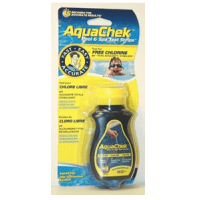 Aquacheck 4 in 1 Chlorine Test Strips