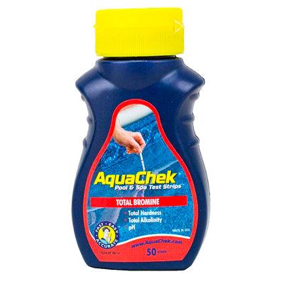 AquaChek Bromine 4 in 1 Test Strips