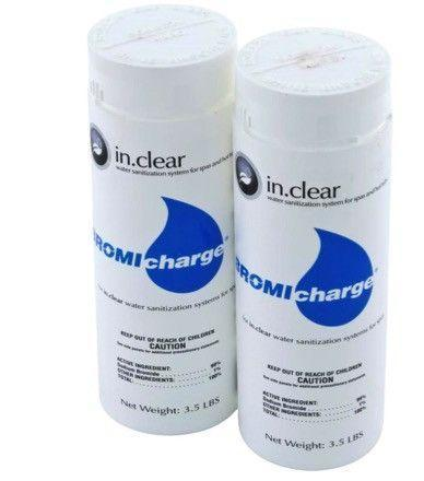 Gecko in.clear BromiCharge 3.5lb x 2 Bottles
