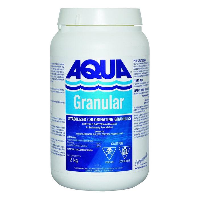 Aqua Pool Granular Chlorine 2kg