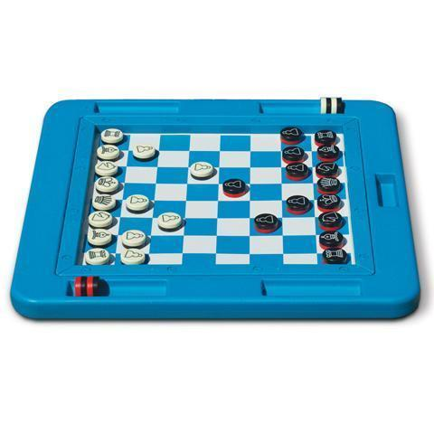 Floating games Board with Checkers/ Chess and Backgammon