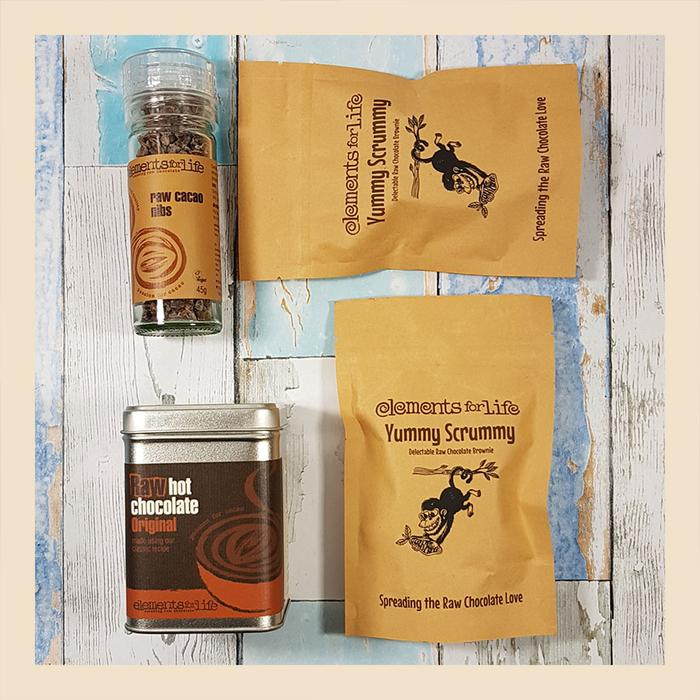 Raw Chocolate Taster Bag